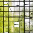 Tiles background in green — Stock Photo #25970475