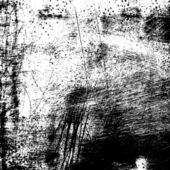 Grunge geschilderd textuur — Stockvector