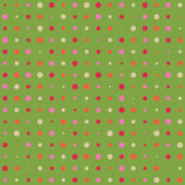 Color Dots — Vector de stock