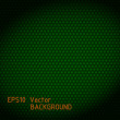 Green Cell Background - Stock vektor