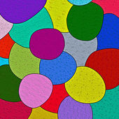 Abstract Background - Pebbles — Stock Photo