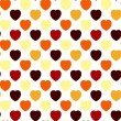 Valentine Seamless Background — Vector de stock #19742933