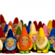 Group Of Little Men — Stock Photo