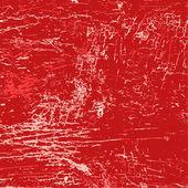 Fondo pintado rojo — Vector de stock