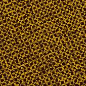 Grunge quadrato marrone — Vettoriale Stock