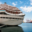 Stock Photo: Cruise Liner