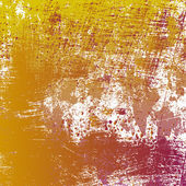Yellow Grungy Texture — Stock Vector
