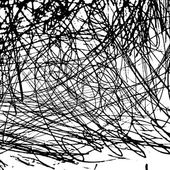 Scratchy Texture — Stock Vector