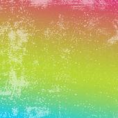 Rainbow Grunge Texture — Stockvektor