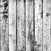 Wooden Planks Overlay — Stock Vector