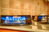 Kitchen Gas Torch — Stock fotografie