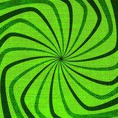фон зеленый перекресток — Cтоковый вектор