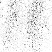 粒子の粗いオーバーレイ テクスチャー — ストックベクタ
