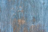 Blue Painted Wood — Stock Photo