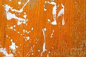 Sujeira de pintura de madeira — Foto Stock