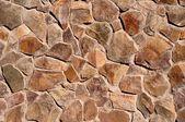 Parede de pedra selvagem — Foto Stock