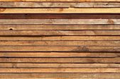 Stacked Wooden Boards — Foto Stock