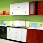 Kitchens — Stock Photo #17441385