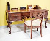 Vintage office — Стоковое фото