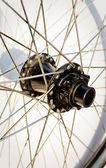 Bike wheel — Zdjęcie stockowe