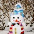 Stock Photo: Snowmin snow as no name toy