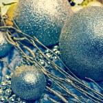 Christmas bauble decoration — Stock Photo #31888289