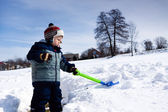 Aktif çocuk oyunları — Stok fotoğraf