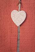 αγίου βαλεντίνου καρδιά — Φωτογραφία Αρχείου