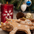 Christmas cookies — Stock Photo #18429987