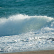 Waves crushing — Stock Photo