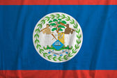 Flag of Belize — Stock Photo