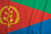 Flag of Eritrea — Stock Photo