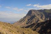 Mountain in Gran Canaria — Stockfoto