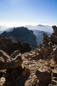 View from Roque Nublo — Stock Photo