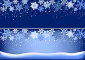 Schneeflocke ornament — Stockvektor