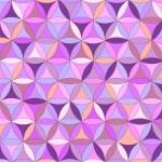 Flower of life seamless pattern purple — Stock Vector #46041785