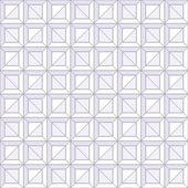 Net gris motif géométrique sans soudure — Vecteur