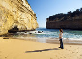 Loch Ard Gorge — Stock Photo