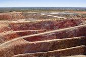 挖掘澳大利亚 — 图库照片