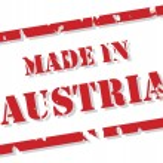Austria Stamp — Stock Vector #18189265