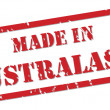 AustralasiStamp — Vector de stock #18435697