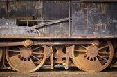 Trem vintage — Foto Stock