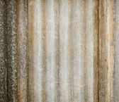 Corrugated Iron — Foto Stock