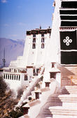 Potala Palace Tibet — Stock Photo