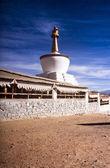 Tibetan Stupa — Stock Photo