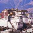 Stock Photo: PotalPalace Tibet