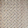 Stock Photo: Checkerplate Steel