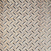Checkerplate Steel — Stock Photo