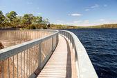 水の貯水池 — ストック写真