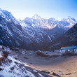 Stock Photo: Himalayan Teahouse